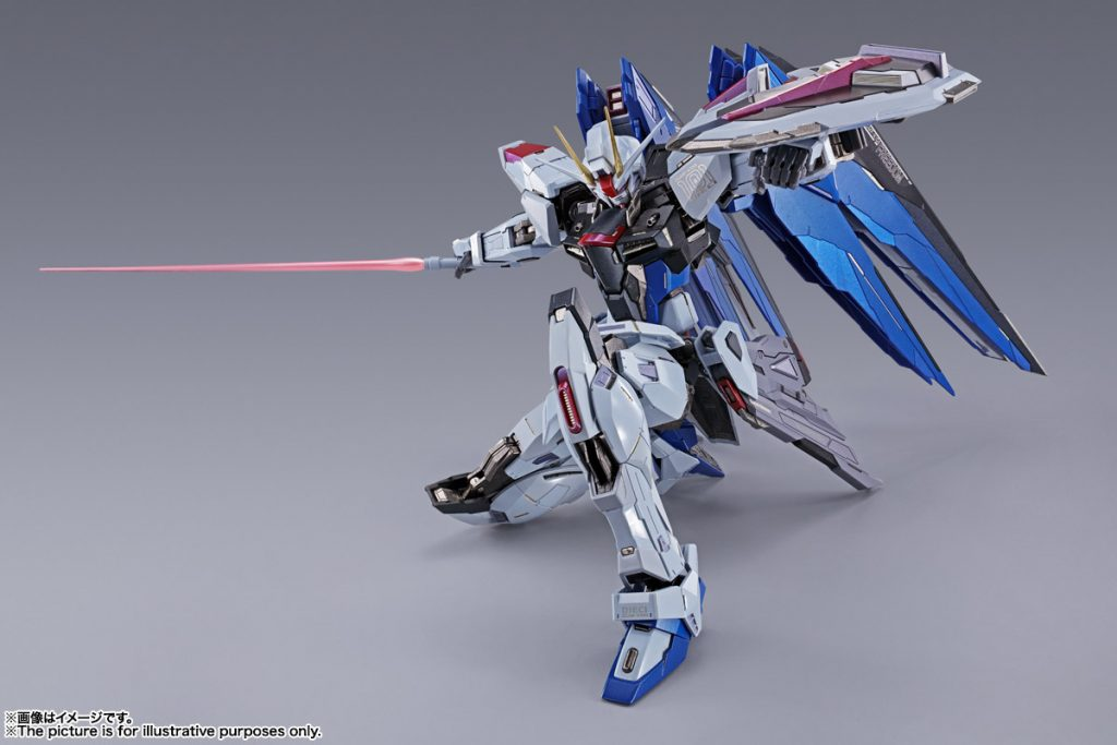 Metal Build Freedom Gundam CONCEPT2