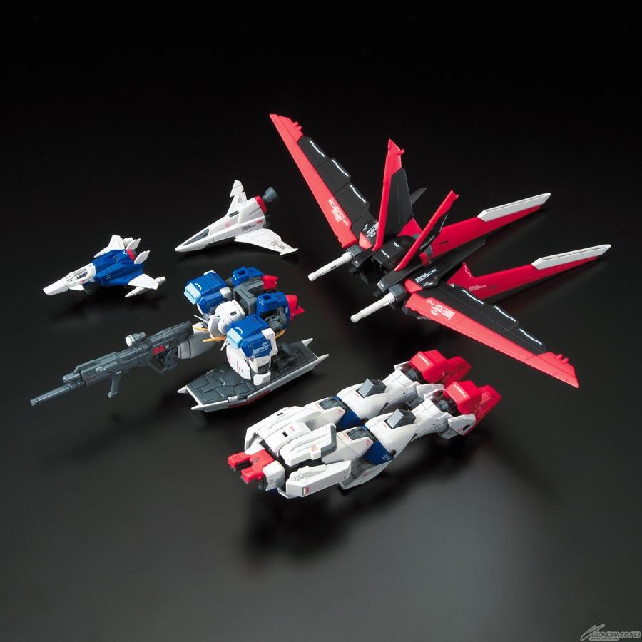RG 1/144 Force Impulse Gundam [Mobile Suit Gundam Seed Destiny]