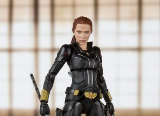 S.H.Figuarts Black Widow [Black Widow Movie]