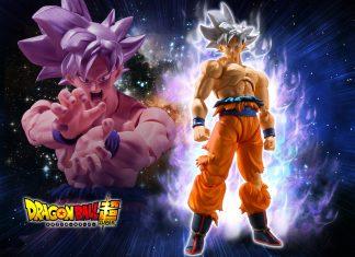 S.H.Figuarts Son Goku Ultra Instinct [Dragon Ball Super]