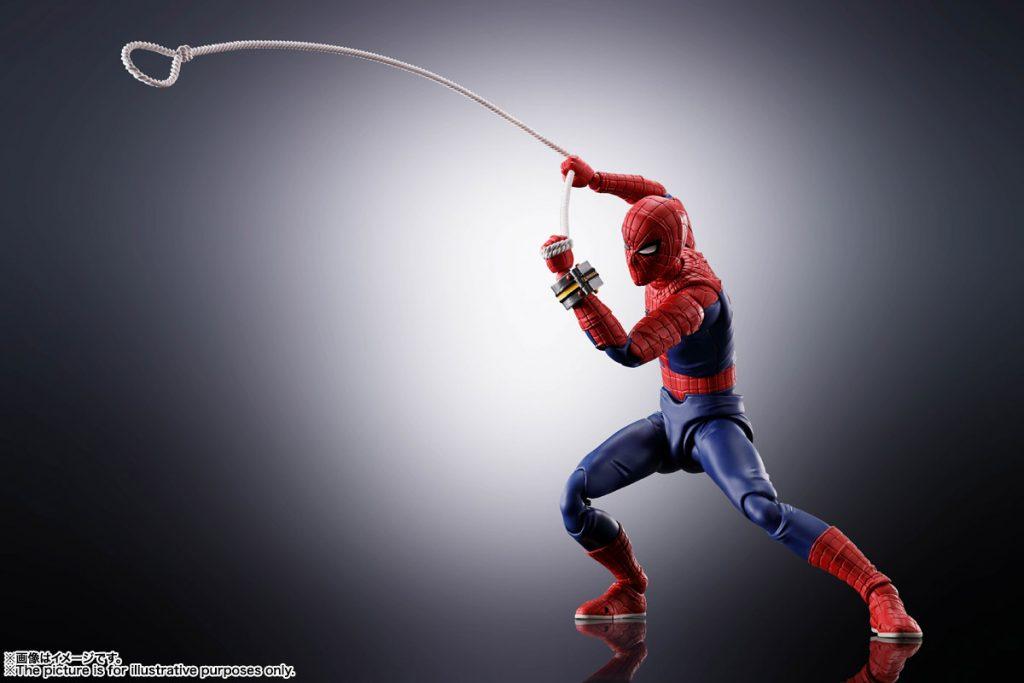 S.H.Figuarts Spider-Man (Spider-Man Touei TV Series)