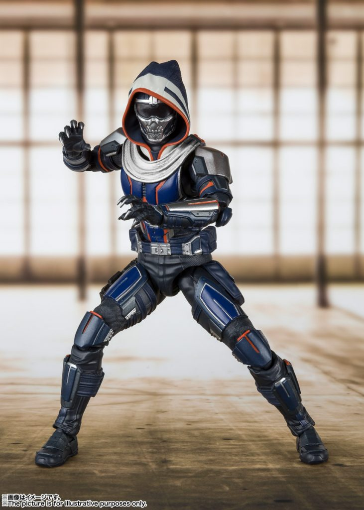 S.H.Figuarts Taskmaster [Black Widow]