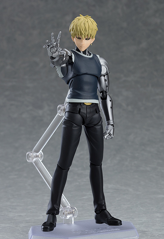Figma 455 Genos [One Punch Man]