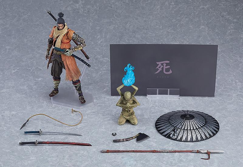 Figma Sekiro DX Edition