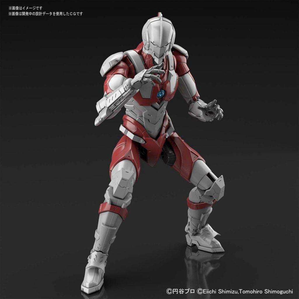 Figure-rise Standard 1/12 Ultraman [B Type] -Action-