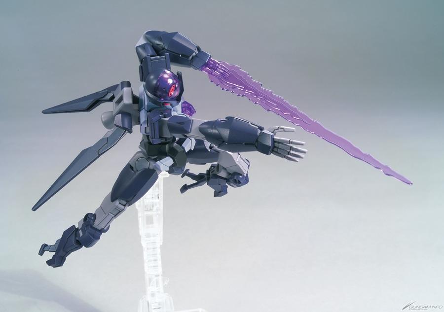 HGBD:R 1/144 Alus Earthree Gundam