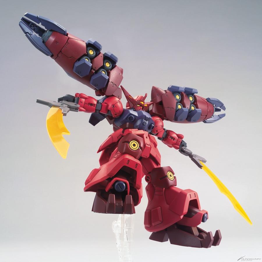 HGBD:R 1/144 Gundam GP-Rase-Two-Ten