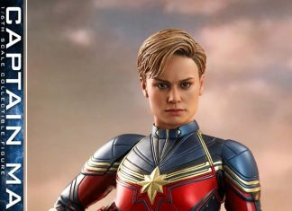 Hot Toys 1/6th scale Captain Marvel [Avengers: Endgame]