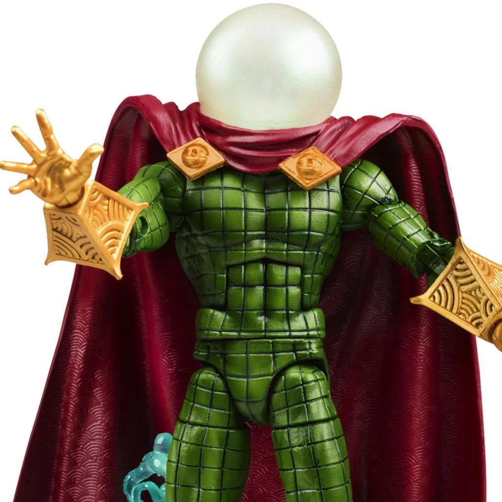 Marvel Legends Series Spider-Man Retro Mysterio