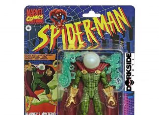 Marvel Legends Series Spider-Man Retro Mysterio
