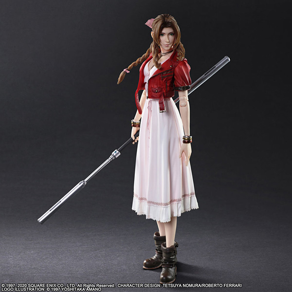 Play Arts Kai Aerith Gainsboroug [Final Fantasy VII Remake]