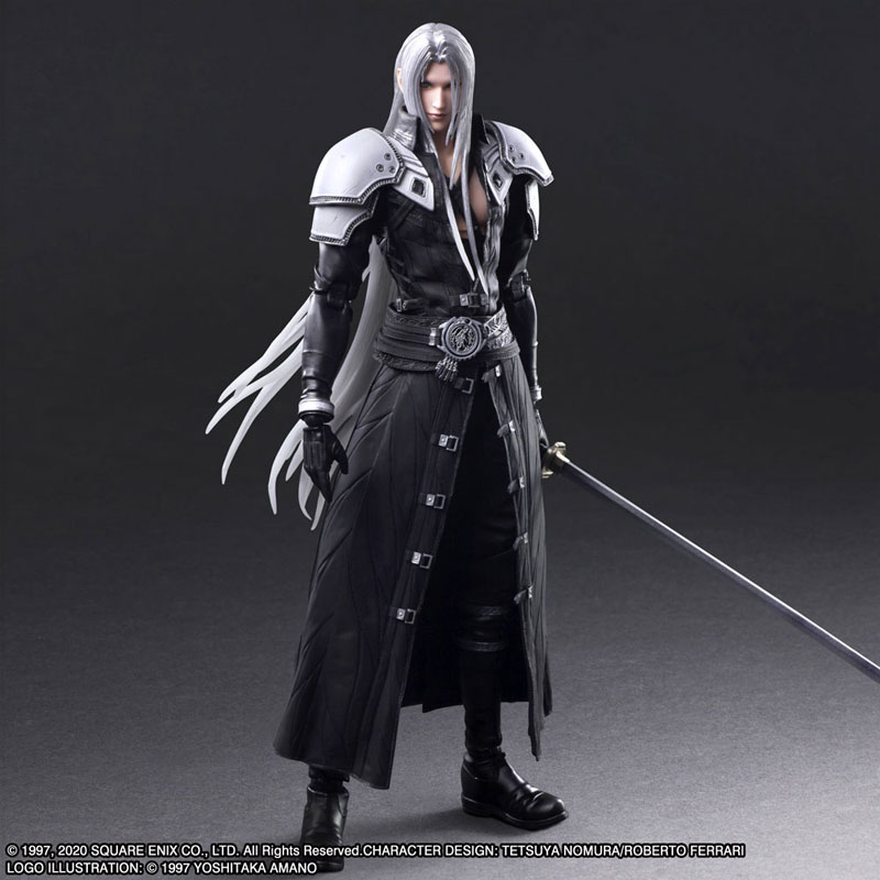 Play Arts Kai Sephiroth [Final Fantasy VII Remake]