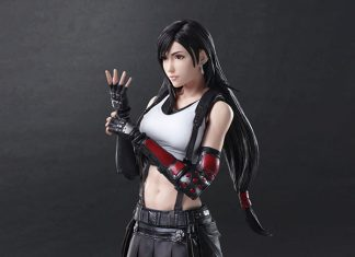 Play Arts Kai Tifa Lockhart [Final Fantasy VII Remake]