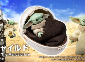 S.H.Figuarts Baby Yoda [Star Wars: The Mandalorian]