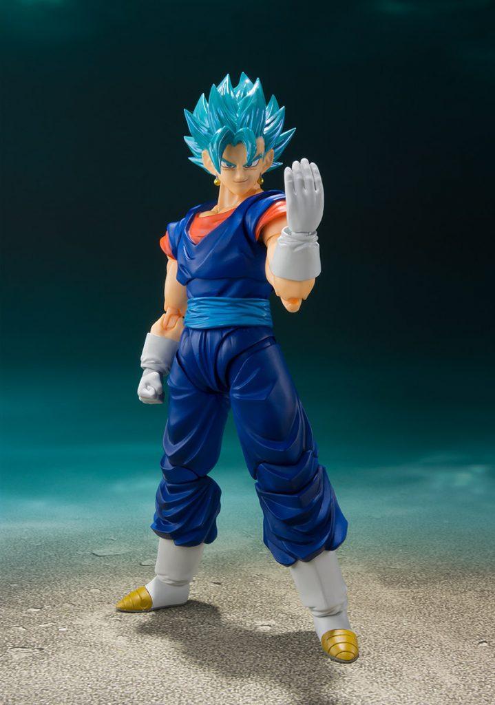 S.H.Figuarts Super Saiyan God Super Saiyan Vegito -Super- [Dragon Ball Super]