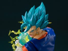 S.H.Figuarts Super Saiyan God Super Saiyan Vegito -Super- [Dragon Ball Super]