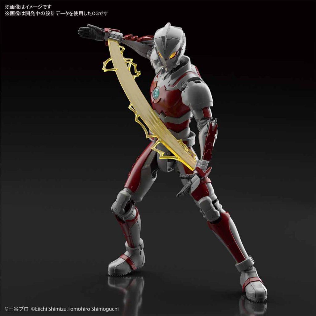 Figure-rise Standard Ultraman Suit A -Action-