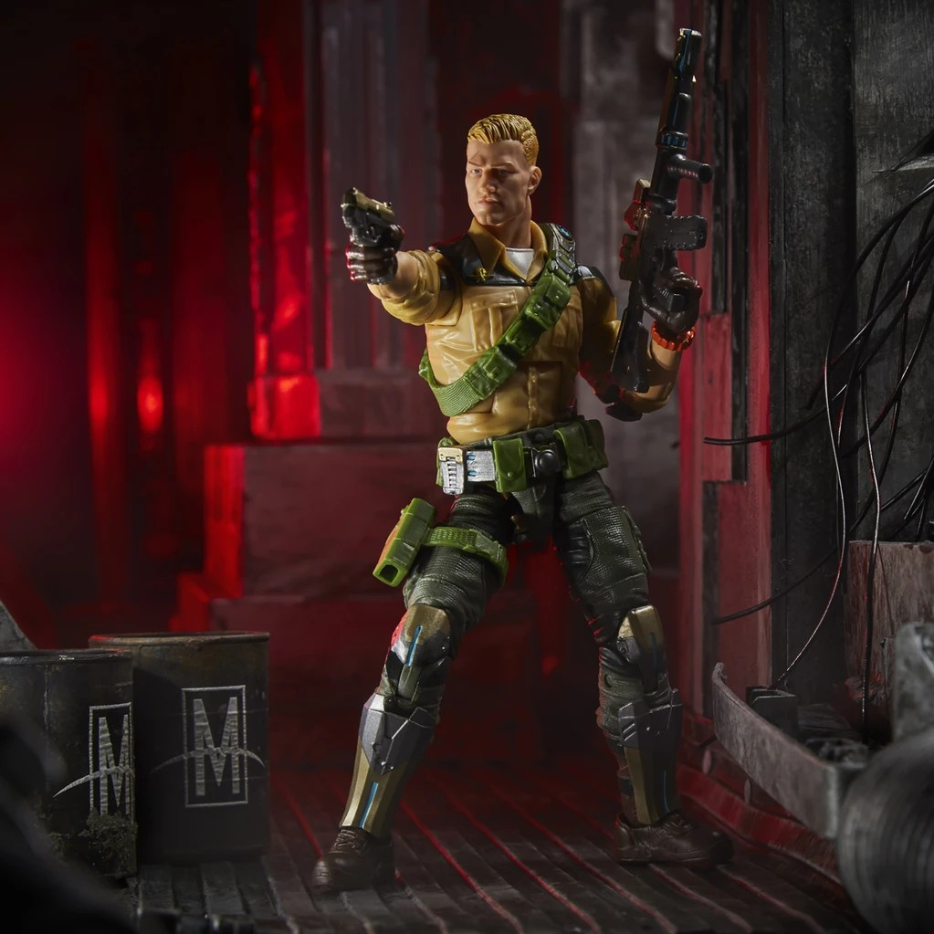 G.I. Joe Classified Series Duke