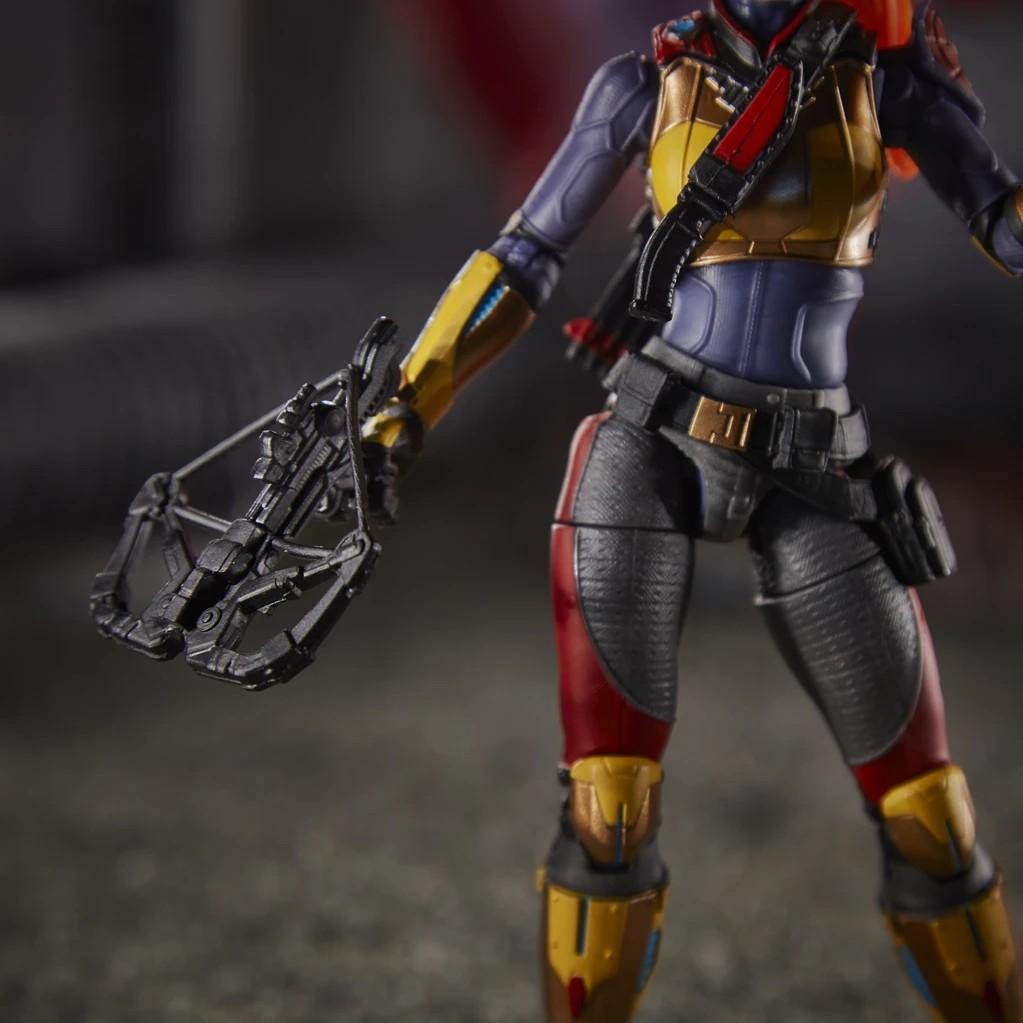 G.I. Joe Classified Series Scarlett