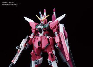 HGCE 1/144 Infinite Justice Gundam [Mobile Suit Gundam Seed Destiny]