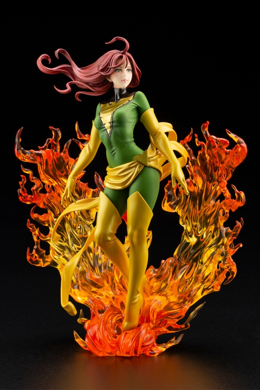 Kotobukiya 1/7 PVC Figure Marvel Bishoujo Phoenix Rebirth Limited Edition