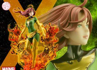 Kotobukiya 1/7 PVC Figure Marvel Bishoujo Phoenix Rebirth Limited Edition