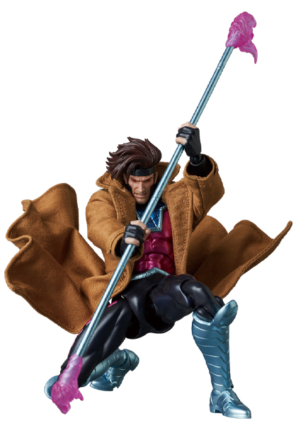 Mafex Series No.131 Gambit (Comic Ver) [X-Men]