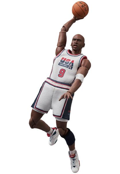 Mafex Series No.132 Michael Jordan (1992 Team USA)