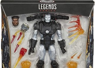 Marvel Legends Series Deluxe War Machine