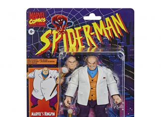 Marvel Legends Series Spider-Man Retro Kingpin