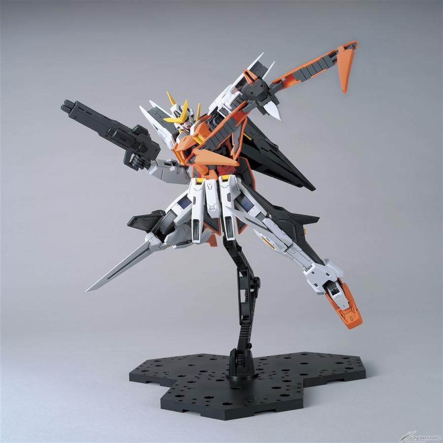 Bandai MG Gundam Kyrios Model Kit