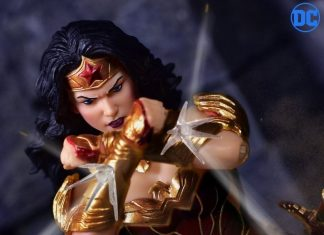 Mezco Toyz One:12 Collective Series Wonder Woman