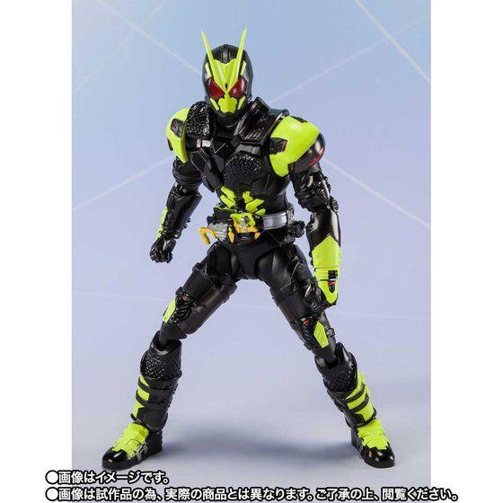 S.H.Figuarts Kamen Rider Zerozero-One