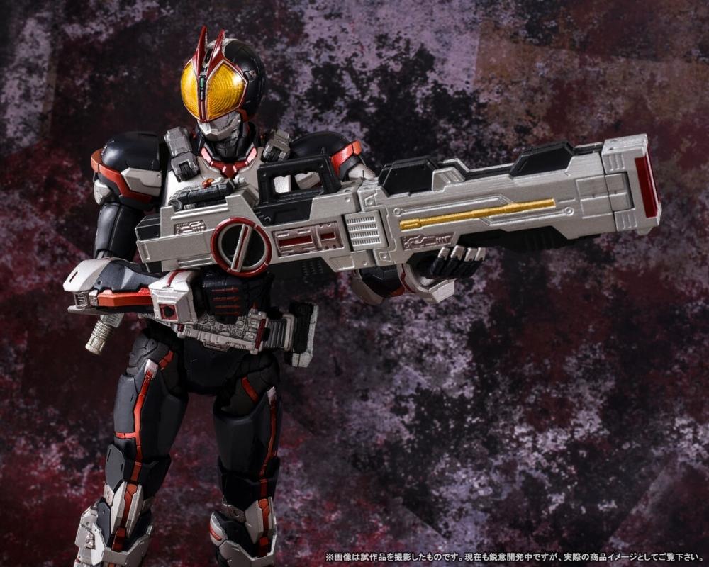 S.I.C. Kamen Rider Faiz Renewal