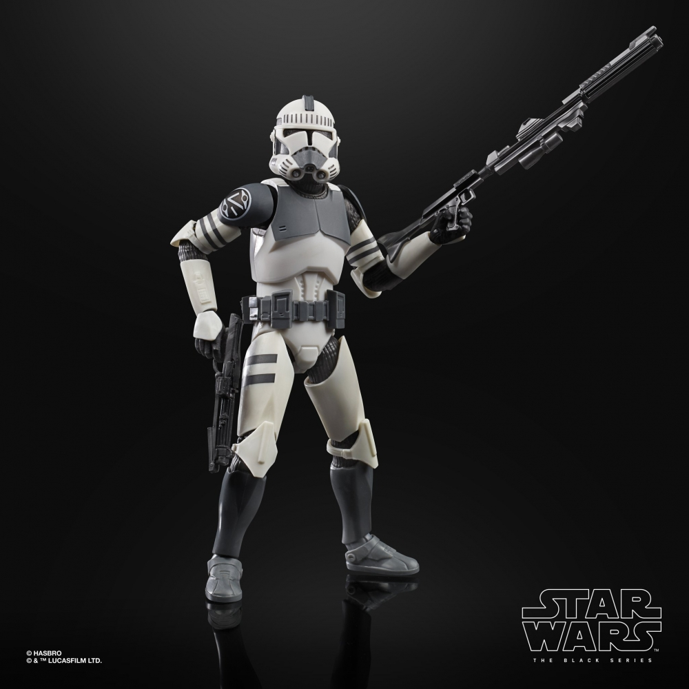 Star Wars: The Black Series Clone Trooper (Kamino)