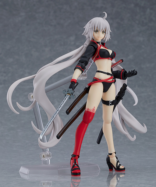 Figma 454 Berserker/Jeanne d'Arc (Alter) [Fate/Grand Order]