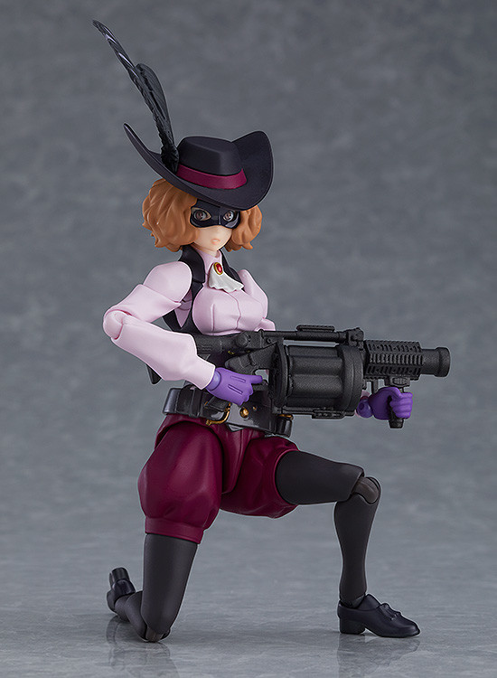 Figma 458-DX Noir DX ver. [PERSONA 5: the Animation]