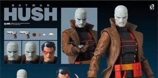 Mafex Series No.134 Hush [Batman: Hush]