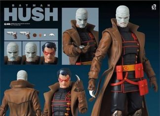 Mafex Series No.134 Hush [Batman: Hush]