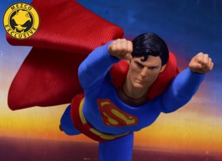 Mezco Toyz One 12 Collective Series Superman 1978 Edition