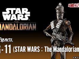 S.H.Figuarts IG-11 [Star Wars:The Mandalorian]
