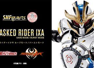 S.H.Figuarts Kamen Rider IXA
