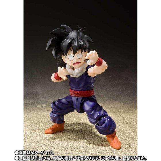 S.H.Figuarts Son Gohan Kid Version [Dragon Ball Z]