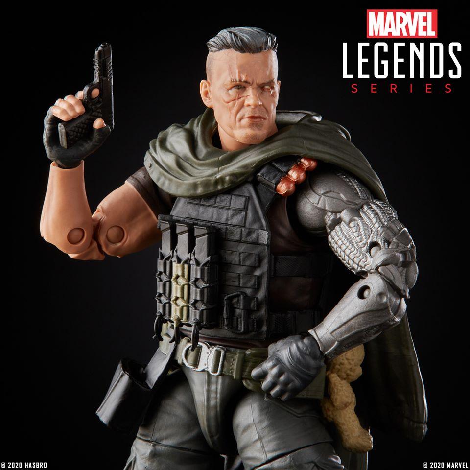 Marvel Legends Series Cable [X-Men - Deadpool Movie]