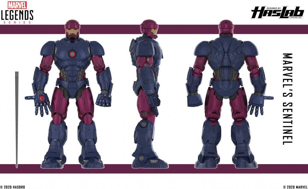 Marvel Legends X-Men Sentinel 18 inch