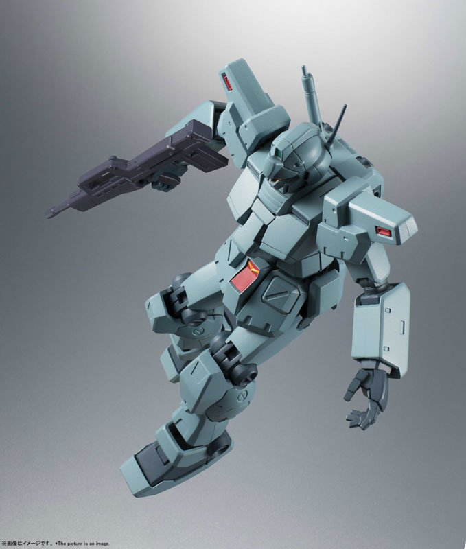Robot Spirits (SIDE MS) RGM-79N GM Custom ver. A.N.I.M.E.