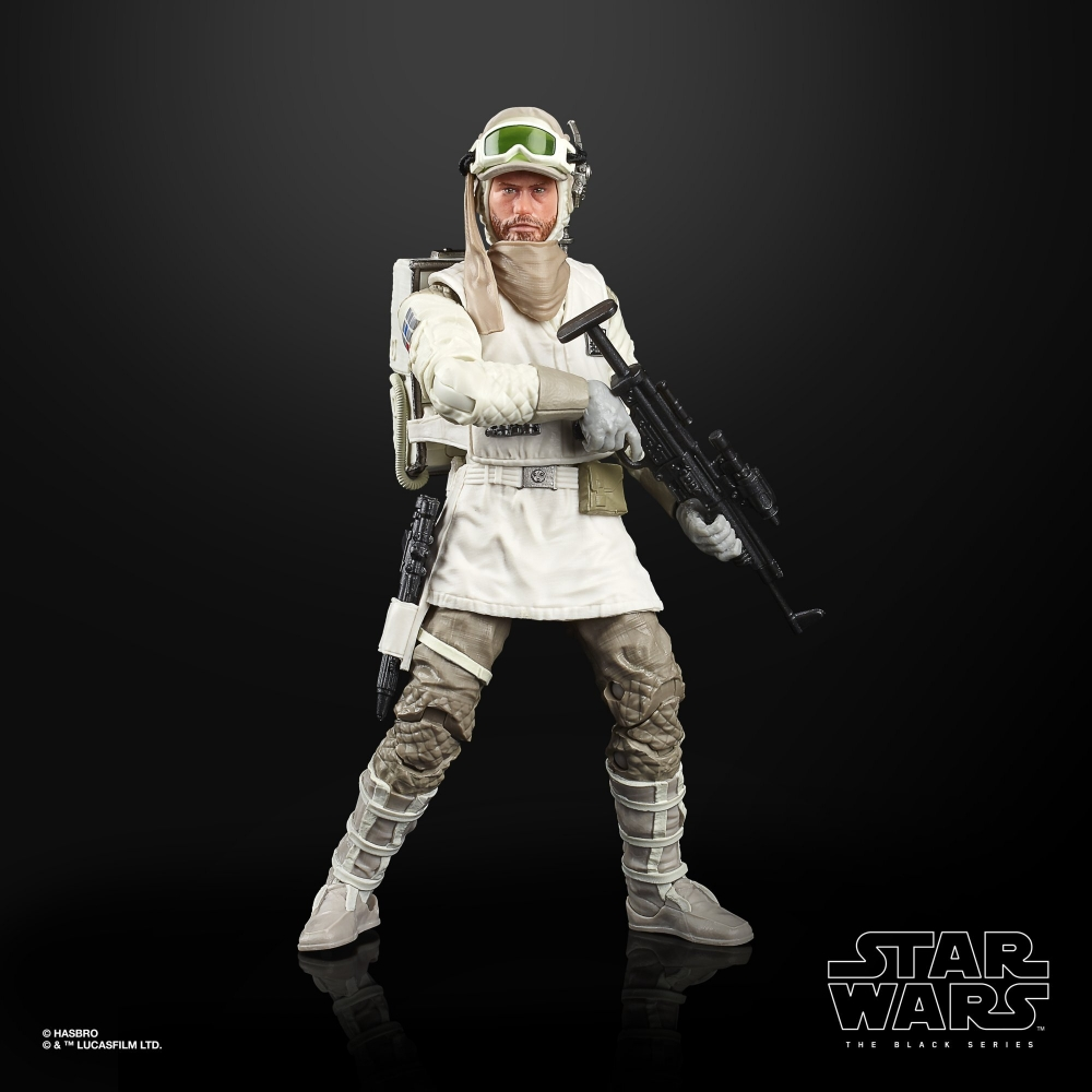 Star Wars The Black Series Rebel Trooper (Hoth)