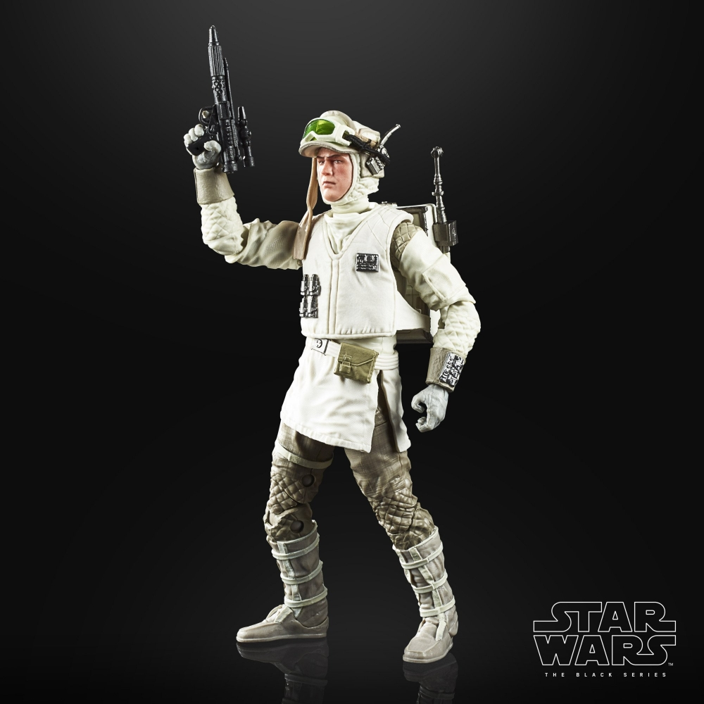 Star Wars The Black Series Rebel Trooper (Hoth)