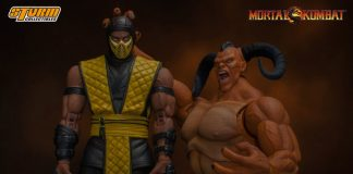 Storm Collectibles Motaro [Mortal Kombat]