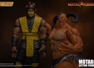 Storm Collectibles Motaro [Mortal Kombat]